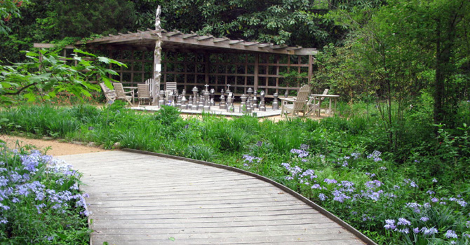 North Carolina Botanical Garden: Entrance Gardens Chapel Hill, NC The NC Botanical  Garden Has Been A Leader For Over 30 Years In Native Plant Conservation ...
